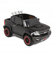 Электромобиль Weikesi Chevrolet Colorado ABL1602 (черный)