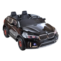 Электромобиль Shine Ring BMW X7 SR998 (чёрный)