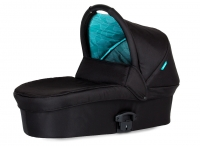 Люлька X-Lander Urban X-Pram Light цвет Sea Blue (черный/бирюза)