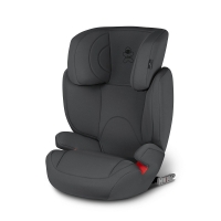Автокресло Cybex Solution 2-Fix Comfy Grey (серый)