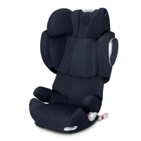 Автокресло Cybex Solution Q3-fix Plus Midnight Blue (т.синий)