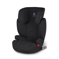 Автокресло Cybex Solution 2-Fix Cozy Black (черный)